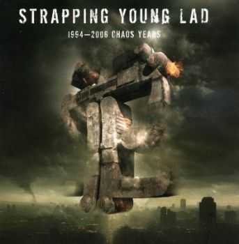 Strapping Young Lad - 1994-2006 The Chaos Years (DVD9) (2008)