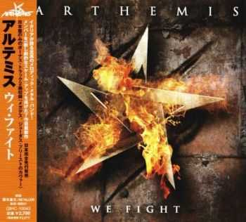 Arthemis - We Fight (Japanese Edition) 2012 (Lossless) + MP3