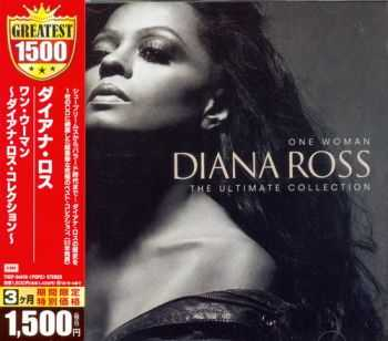 Diana Ross - One Woman: The Ultimate Collection 1993 [Japan] (2012) FLAC