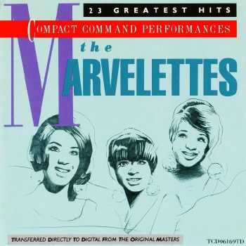 The Marvelettes - 23 Greatest Hits (1986) FLAC