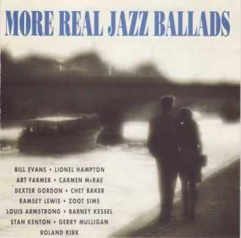 VA - More Real Jazz Ballands (1992)