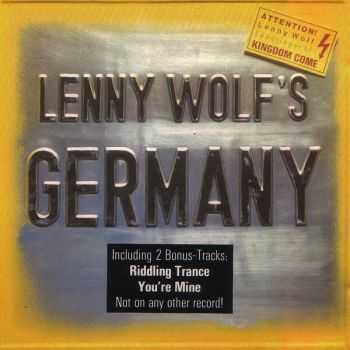 Lenny Wolf's Germany - Lenny Wolf's Germany (1982) [Reissue 2000]