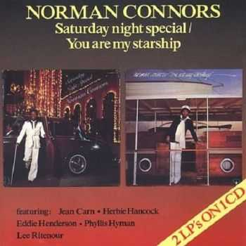 Norman Connors - Saturday Night Special / You Are My Starship (1992) FLAC