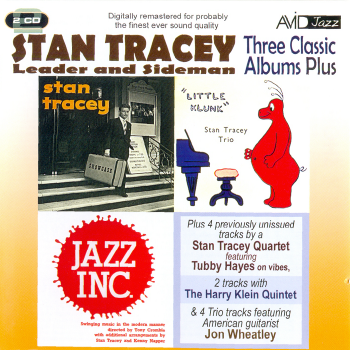 Stan Tracey - Three Classic Albums Plus (2011) FLAC
