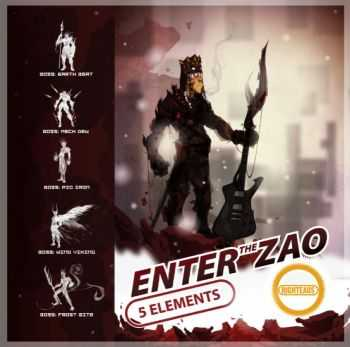 5 Elements - Enter The Zao (2012)