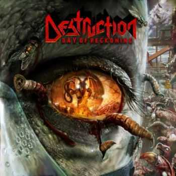 Destruction - Day Of Reckoning  (2011) Vinyl Rip