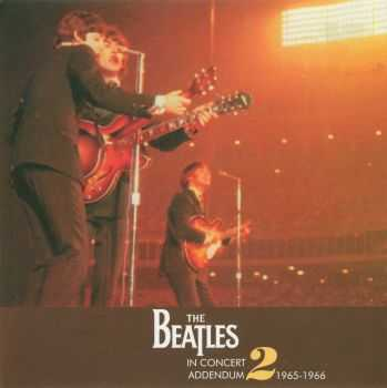 The Beatles - In Concert Appendum 1965-1966 (2012) FLAC