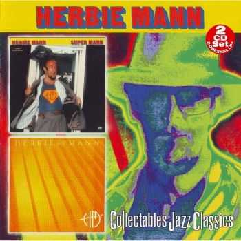 Herbie Mann - Super Mann / Yellow Fever [2CD Set] (2001) HQ