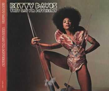Betty Davis - They Say I'm Different 1974 (2007)
