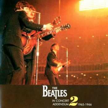 The Beatles - In Concert Appendum 1965-1966 [2CD] (2012)