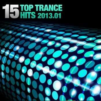 15 Top Trance Hits 2013-01
