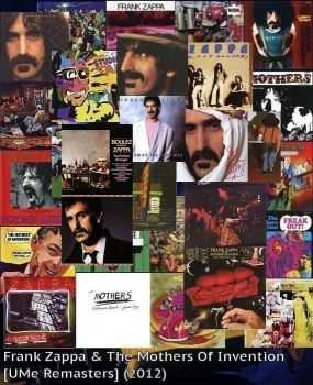 Frank Zappa & The Mothers Of Invention - 29 Albums Collection [UMe Remasters] (2012)