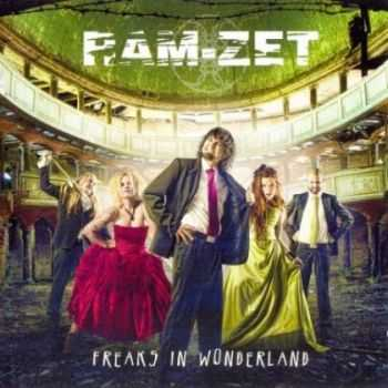 Ram-Zet - Freaks In Wonderland (2012)
