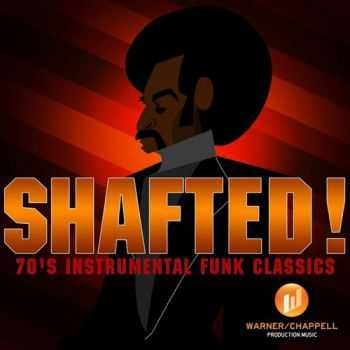 Suburban Soul Crew - Shafted! - 70's Instrumental Funk Classic (2012)