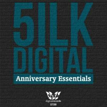 5ilk Digital Pres. Anniversary Essentials (2013)