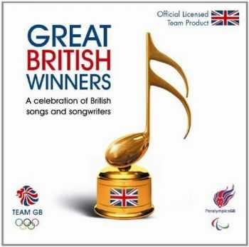 Great British Winners : A Celebration Of British Songs & Songwriters (2012)