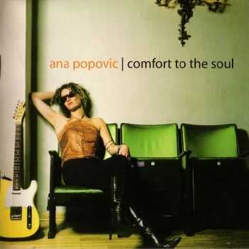 Ana Popovic - Comfort To The Soul (2003) FLAC