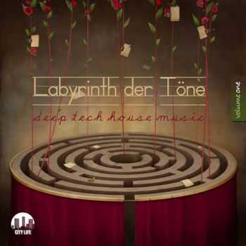 VA - Labyrinth Der Tone Vol 1 Deep & Tech House Music (2013)