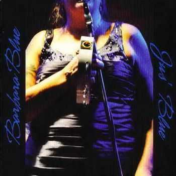 Barbara Blue - Jus' Blue - (2012) FLAC