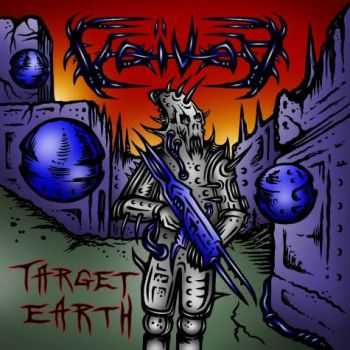 Voivod - Target Earth (2013) [Limited Edition]