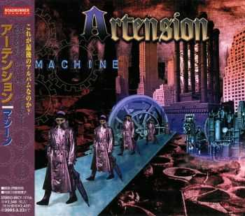 Artension - Machine (2000) (Japanese Ed.)