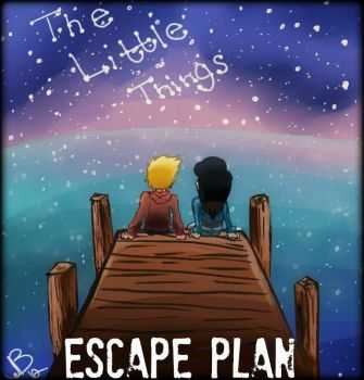 Escape Plan - The Little Things [EP] (2013)