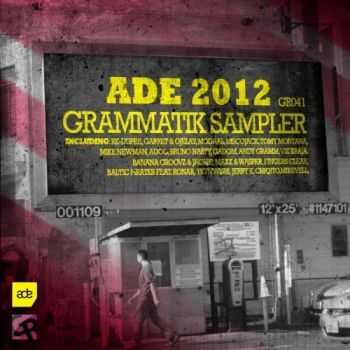 VA - ADE 2012 Grammatik Sampler (2012)