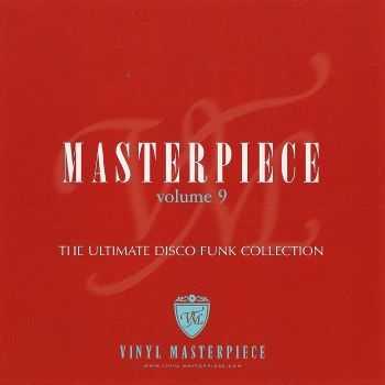VA - Masterpiece Vol 9 The Ultimate Disco Funk Collection (2009) HQ