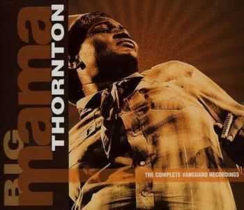 Big Mama Thornton - The Complete Vanguard Years [3 CD Box set] (2000) FLAC