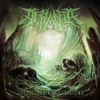 Acrania - The Beginning Of The End (EP) (2013)