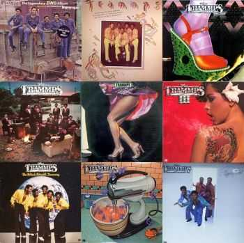 The Trammps - Collection, 9 Albums