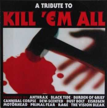 VA - Metallica A Tribute To Kill 'Em All (MAG) (2013)