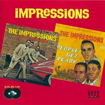Impressions - Keep On Pushing `64 & People Get Ready `65