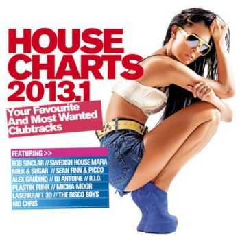 House Charts 2013.1 (2013)