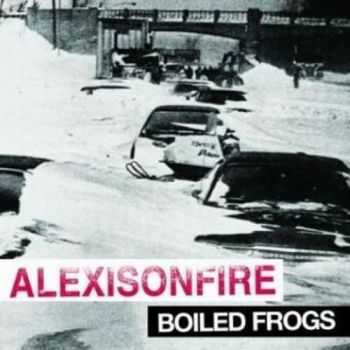 Alexisonfire - Boiled Frogs 7'' BBC 1 Sessions (EP) (2007)