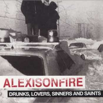 Alexisonfire - Drunks, Lovers, Sinners and Saints 7'' (EP) (2007)
