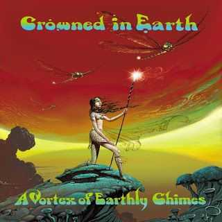 Crowned In Earth - A Vortex Of Earthly Chimes (2012)