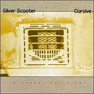 Cursive  - 3 Songs from Split with Silver Scooter (1999)