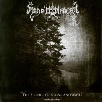 Man O' Moon Faces - The Silence Of Stone And Ashes [compilation] (2012)