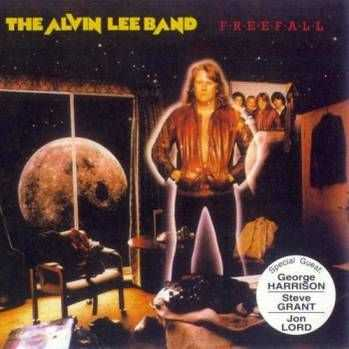 The Alvin Lee Band - Freefall (1980)