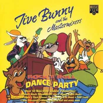 Jive Bunny & The Mastermixers - Rock 'n' Roll Dance Party (1995)