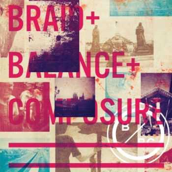 Braid / Balance & Composure - Split (2013)