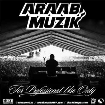 Araab Muzik - For Professional Use Only (2013)