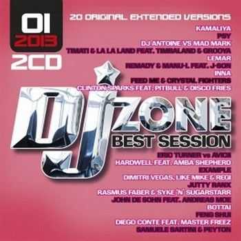 DJ Zone - Best Session 01/2013 (2013)