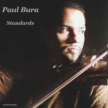 Paul Bura - Standards (2013)