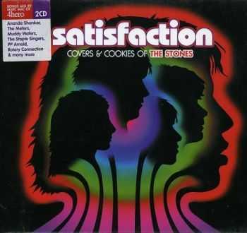VA - Satisfaction - Covers & Cookies Of The Rolling Stones (2005)