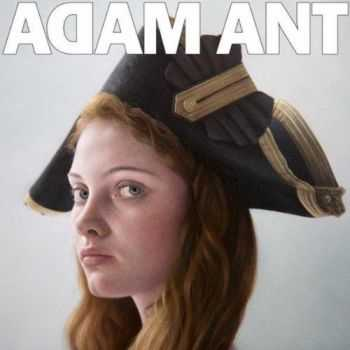 Adam Ant - Ant Is the BlueBlack Hussar in Marrying the Gunner's Daughter (2013)