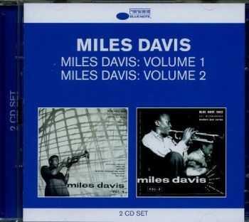Miles Davis - Miles Davis: Volume 1/Miles Davis: Volume 2 (2013)
