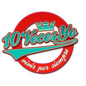 Diez Veces Yo - Vivir Por Siempre [EP] (2012)