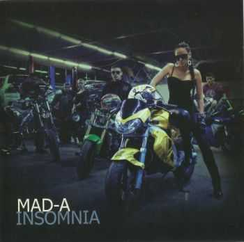 Mad-A - Insomnia (2013) 320 kbps